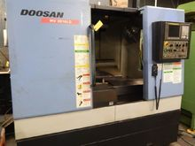 2007 Doosan Model MV-3016LD CNC