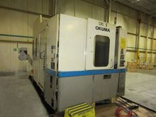 Used OKUMA MA40HA in