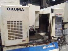 Used OKUMA MX45VAE i