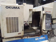 Used OKUMA MX45VAE i