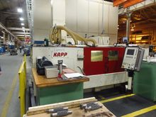 Used KAPP VAS57P in