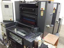 Heidelberg Printmaster PM 52-2
