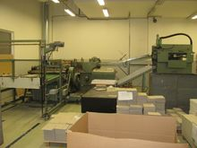 Kolbus PKPK board cutting line
