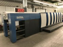 Used KBA Rapida 76-5