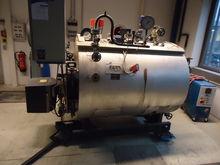 1997, Steam boiler Loos, 350 kg