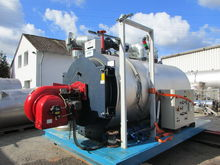 2001, Steam boiler Loos