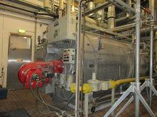 1985, Steam boiler Loos, 5000 k