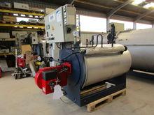 2002, Steam boiler Loos, 600 kg