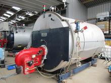 1992, Steam boiler Loos, 1250 k