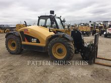 2015 Caterpillar TH407C