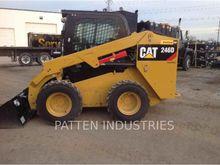 2015 Caterpillar 246D