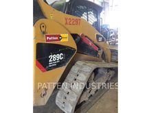 2013 Caterpillar 289C2 2AIH