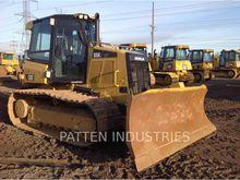 2015 Caterpillar D5K LGP