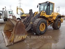 Used 2012 Volvo L120