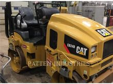 2015 Caterpillar CB24B