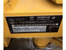 2014 Caterpillar 308E2CRSB