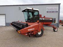 1993 HESSTON 8400