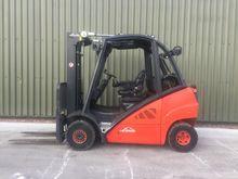 2008 Linde Forklift H20T Gas