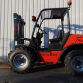 Used 2008 AGRIA TH21