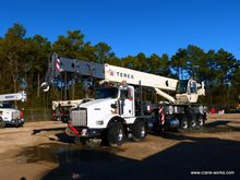 New TEREX CROSSOVER