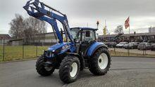 2014 New Holland T5.95 FL-Stoll