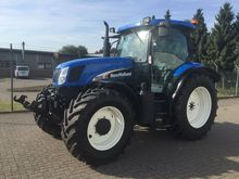 2005 New Holland TS135A Electro