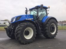2015 New Holland T7.290 AC