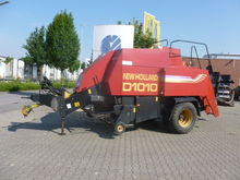 1998 New Holland D1010 Einsatzb
