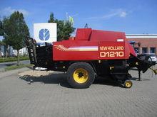 1998 New Holland D1210 CropCutt