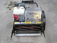 Allett Buffalo 24 Cylinder Mowe
