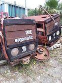 Damaged or burned equipment : S