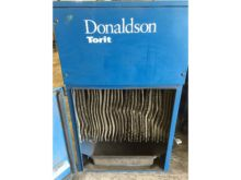 two torit dust collection syste