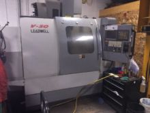 2007 Leadwell Vertical Machinin