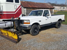 1995 FORD F250 2WD 3/4 Ton Pick