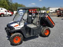 2012 BOBCAT 3400D ATV - 4 WHEEL