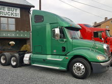 2007 FREIGHTLINER COLUMBIA T/A