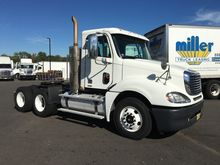 2010 FREIGHTLINER COLUMBIA T/A