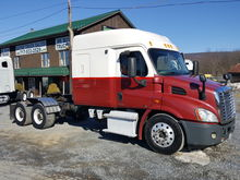 2012 FREIGHTLINER CASCADIA T/A