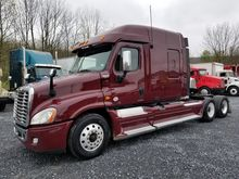 2011 FREIGHTLINER CASCADIA T/A