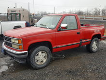 1992 CHEVROLET 1500 4WD PICKUP