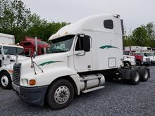 2007 FREIGHTLINER CENTURY T/A S