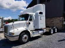 2007 INTERNATIONAL 9200 Tandem