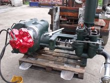 Used Pump : Duplex m