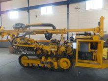 Drilling Equipment : Klemm KR 8