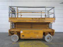 2001 Liftlux SL 125-18E