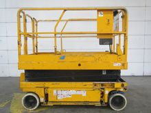 Used 2001 Genie GS20