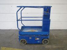 Used 2007 Upright TM