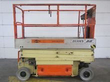 Used 2007 JLG 2030ES