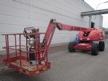 2007 Haulotte H16TPX
