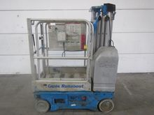 Used 2001 Genie GR15
